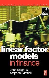 Linear Factor Models in Finance (Quantitative Finance)