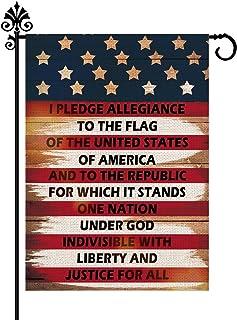 wall art home decor American Flag America desk decor Wine Coffee Fourth of July Coaster wood mini pallet Patriotic Beer