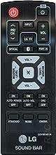 LG HOME THEATER REMOTE CONTROL COV30748128 NB2540 NB2540A S24A1-W S24A1W