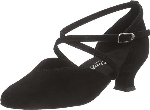 Diahommet femmes Tanzchaussures 107-013-001, Chaussures de Danse de Salon Femme