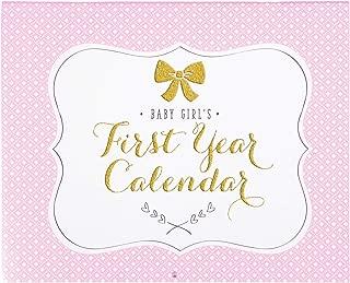 baby's first calendar
