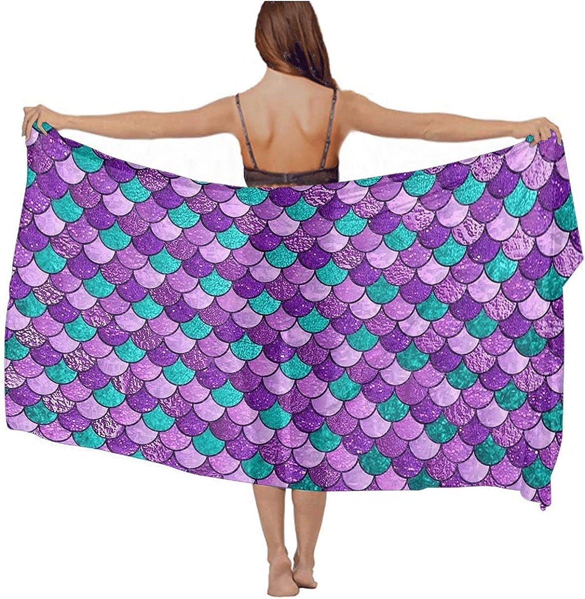 Women Gift Bikini Cover Up Sarong Wrap Scarf Pareo Dress for Party, Wedding