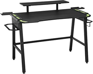 RESPAWN 1010 Gaming Computer Desk, in Green