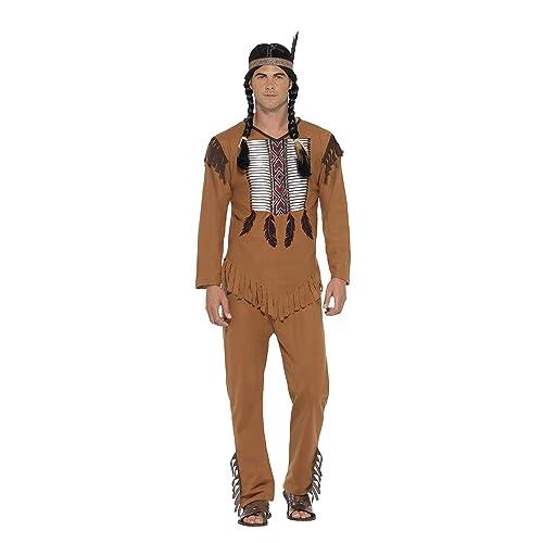 Small Smiffy/'s Native Indian Warrior Child Costume