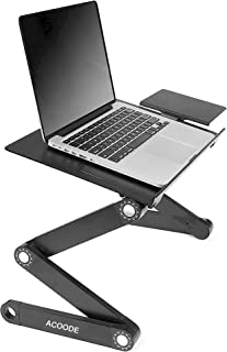 laptop stand,Standing desk,Laptop Desk, lapsdesk,Adjustable Laptop Stand For Bed and Sofa,Laptop Cooling Stand Lap Desk Tr...