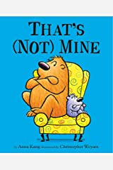 That's Not Mine: 2 (You are Not Small) Hardcover