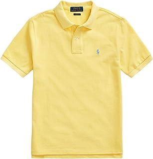 Polo Ralph Lauren Boys Classic Fit Pony Logo Polo Shirt