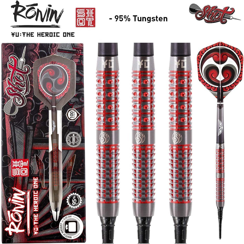Shot  Ronin Yu 2 95% CW CW CW Soft Darts B07BPT64YQ  Modern c17aea