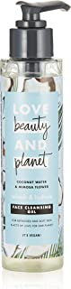 Love Beauty and Planet Face Cleansing Gel Refresh & Hydrate Coconut Water & Mimosa Flower, 125 ml