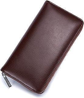 Credit Card Holder Men Theft Travel Passport Long Wallet Women Business Id Holder 36 Cards Purse