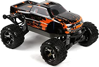 SummitLink Compatible Custom Body Muddy Orange Over Black Replacement for 1/10 Scale RC Car or Truck (Truck not Included) ST-BR-03