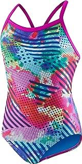 Speedo Women's Flipturns Propel Back Swimsuit