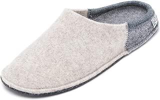 Le Clare Nuvola Bico Women's Italian Wool Felt Slipper