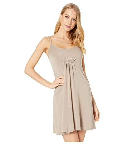 LAmade Shoreline Dress in Lightweight Modal Terry (Moon Rock) Women