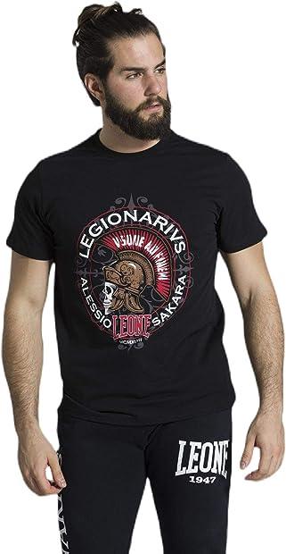 Leone 1947 - t-shirt da uomo legionarivs sakara maniche corte B08L3LB27H