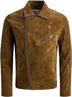 Jack & Jones Men's Jordane Biker Jacket Noos