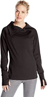 Champion Women's Performance Fleece High Collar Pullover