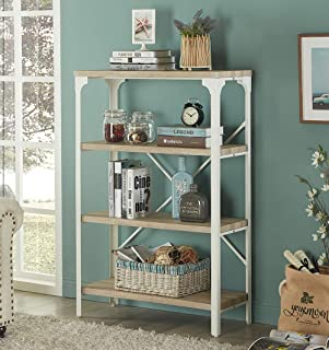 Best rustic horizontal bookcase Reviews
