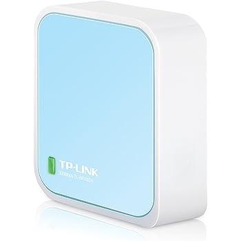 TP-Link WIFI Nano 無線LAN ルーター 11n/g/b 300Mbps 中継機 子機 ホテル WiFi USB給電型 ブリッジ APモード 3年保証 TL-WR802N