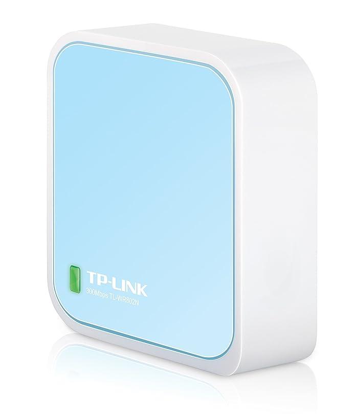 パブダブル整理するTP-Link WIFI Nano 無線LAN ルーター 11n/g/b 300Mbps 中継機 子機 ホテル WiFi USB給電型 ブリッジ APモード 3年保証 TL-WR802N