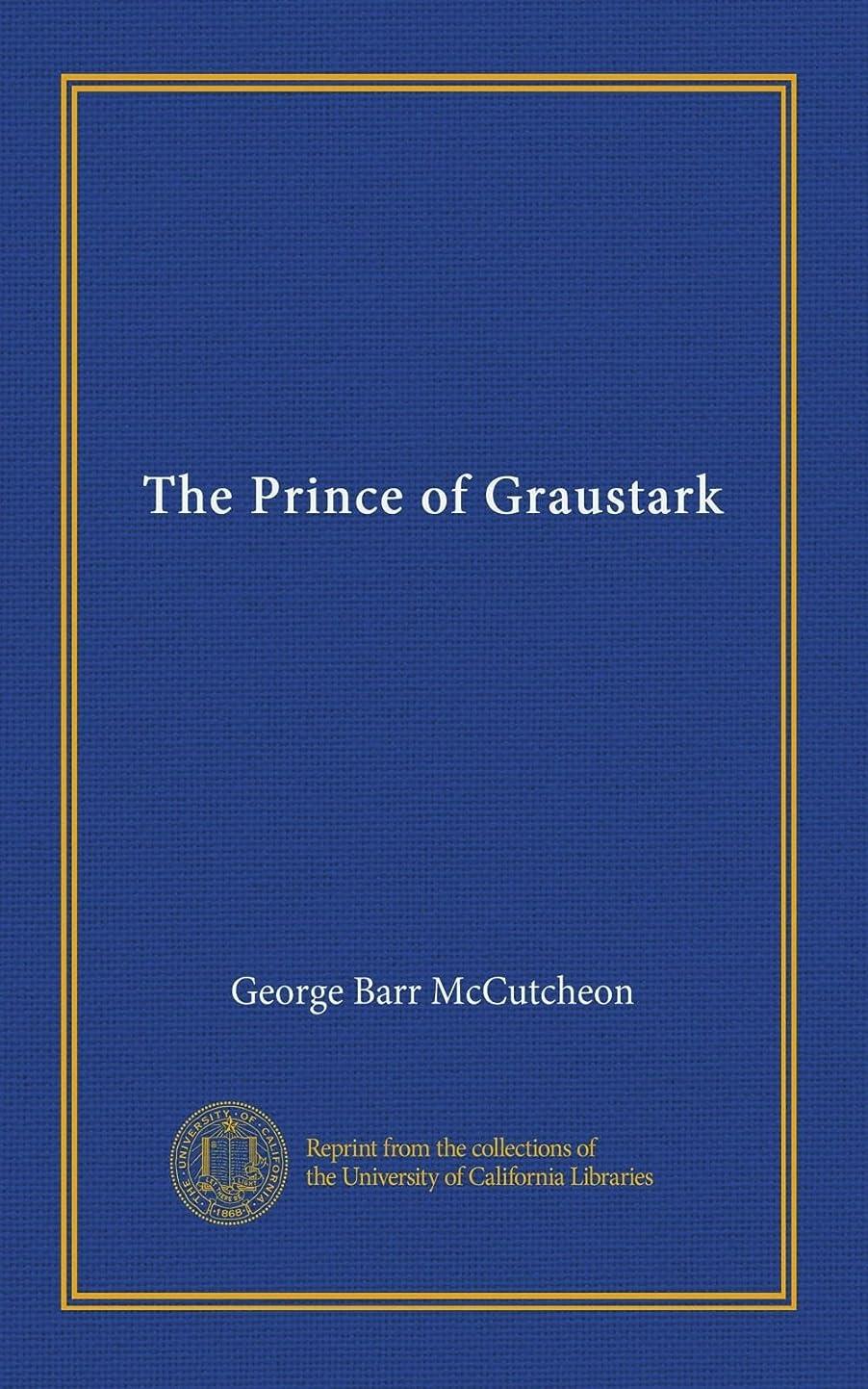 橋脚蒸発加害者The Prince of Graustark