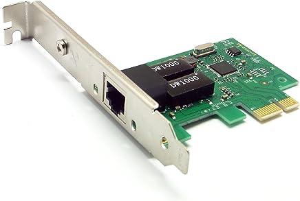 Sienoc PCI-E Express 10/100/1000M Gigabit Ethernet LAN Network kontroller Tarjeta rtl8169