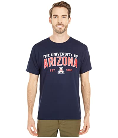 Champion College Arizona Wildcats Jersey Tee (Navy 1) Men