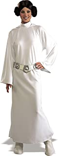 Women's Star Wars Princess Leia Deluxe Costume, One Size