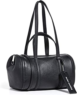 Marc Jacobs Women's Tag Bauletto 26 Bag, Black, One Size