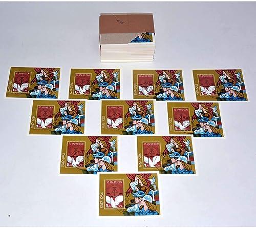 Goldhahn DDR Block 79 ESST 500er P chen 35 Jahre DDR Friedenstaube Briefürken für Sammler