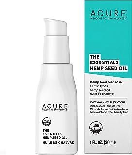 Acure The Essentials Hemp Seed Oil - 1 Fl Oz, 1 Oz