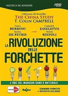 Rivoluzione delle Forchette - DVD [Italia]