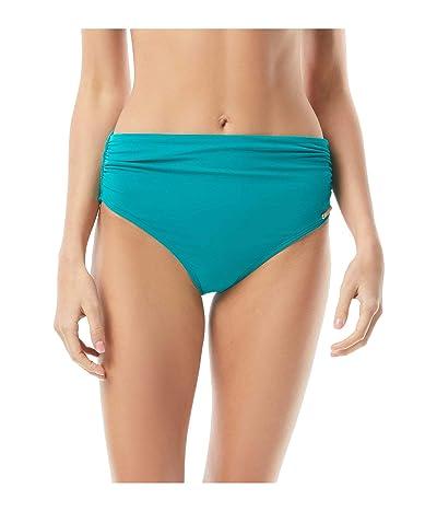 Vince Camuto Riviera Solids Convertible High-Waist Bikini Bottom (Riviera) Women