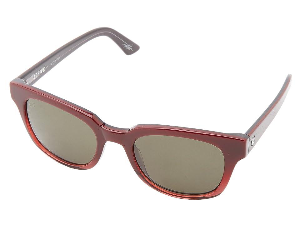 Electric Eyewear 40Five (Red Sea/M Grey) Sport Sunglasses