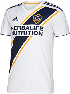 adidas Men's Soccer Los Angeles Galaxy Home Jersey