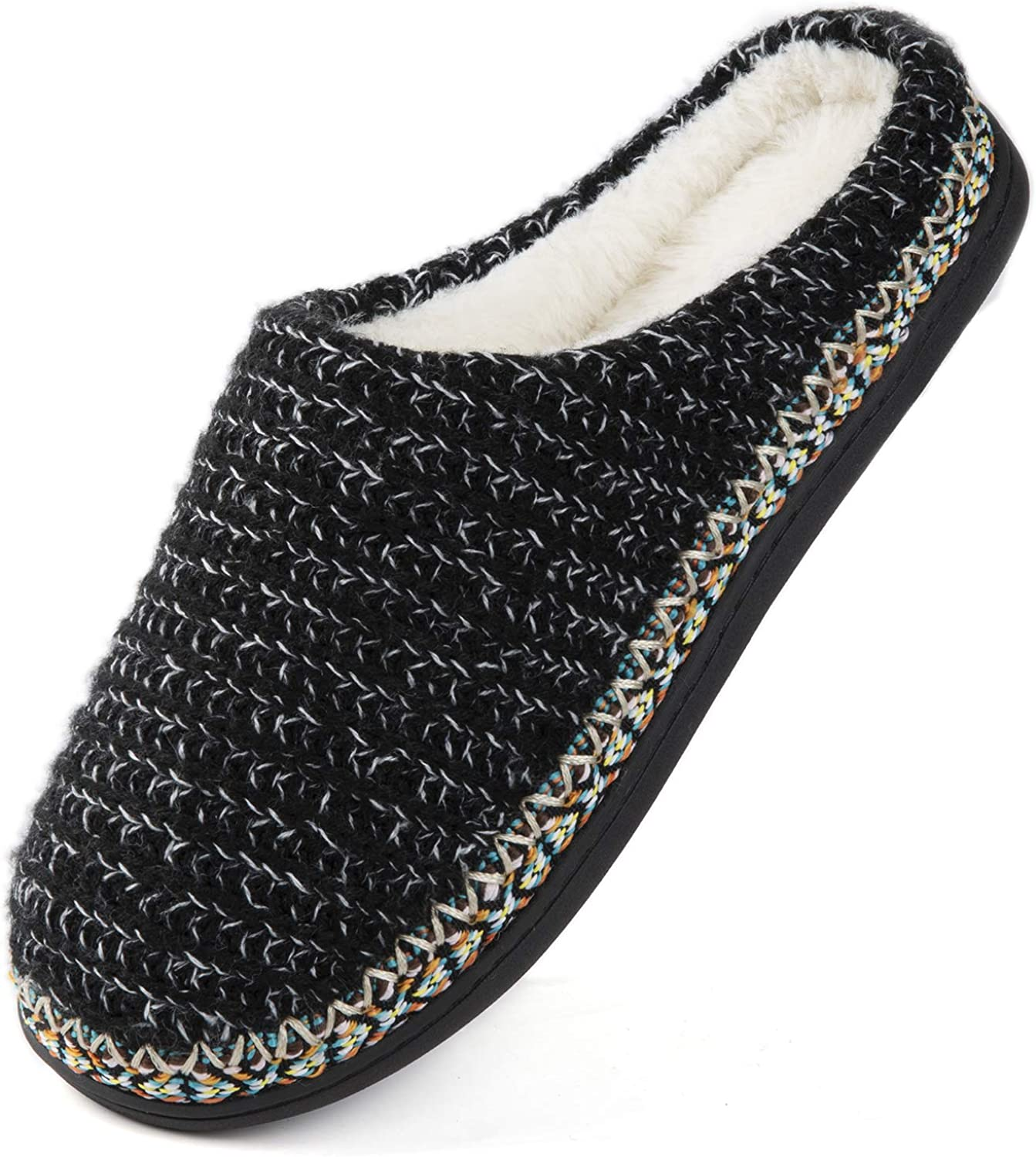 RockDove Women's Birch Mail order Knit Quality inspection Sweater Slipper
