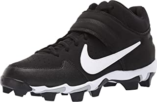 Nike Men's Alpha Huarache Varsity Keystone Mid Molded Baseball Cleat
