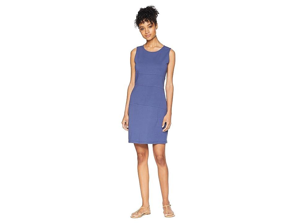 Aventura Clothing Hannah Dress (Blue Indigo) Women