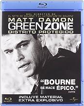 Green Zone: Distrito Protegido [Blu-ray] [Import espagnol]