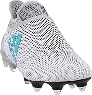 adidas Mens X 17+ Purespeed Soft Ground Soccer Athletic Cleats,