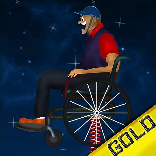 Jetpack Rollstuhl: Die Geschichte der Lage andy - Gold Edition