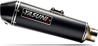 Preisvergleich für Yasuni Auspuff Maxiscooter 4 Takt e9, CE, zugelassen, KYMCO Agility City 125, Karbon, Schwarz, KYMCO preisvergleich