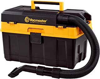 Vacmaster Professional DVTB201 0201 4-Gallon 20V Cordless Wet/Dry Shop Vacuum