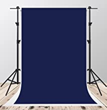 Kate 5x7ft Navy Blue Photography Backdrops Digital Printing Foldable Photo Background Portrait Backdrop Shooting