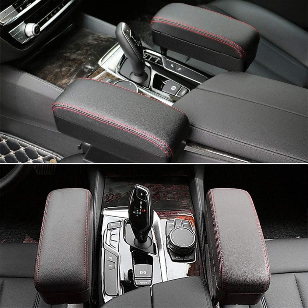 Braccioli per Auto per Honda Element Poggiabraccio con vano portaoggetti Bracciolo per Console Centrale con Ricarica Senza Fili 1 Pezzo Beige