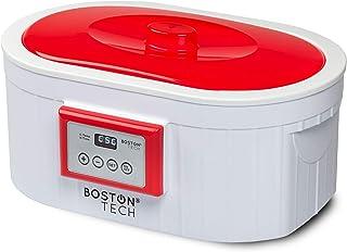 Boston Tech BE-105 - Baño de parafina para manos y pies. Usado en Termoterapia para tratar dolor muscular, artritis reumatoide, artrosis, edema y aumentar el flujo sanguíneo. Gran calidad
