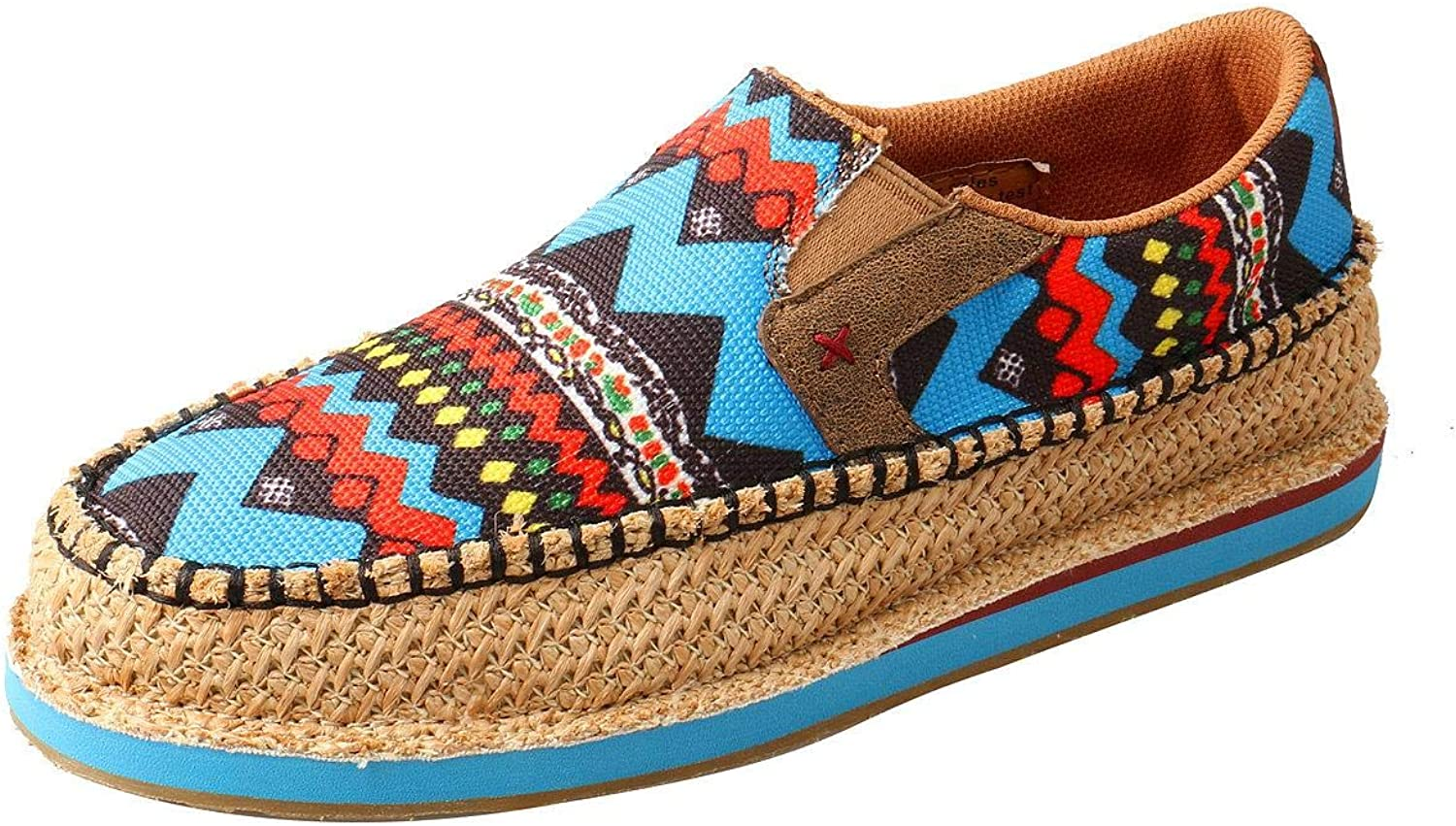 1231defb1c8 Twisted Women's Driving Loafers Moc Toe - Wcl0007 Moccasin X ...