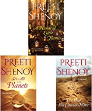 A Hundred Little Flames + It's All in the Planets + The One You Cannot Have (Set of 3 Books)