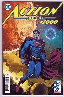 Action Comics 1000 #1 (2018)