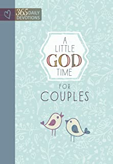 A Little God Time for Couples: 365 Daily Devotions
